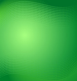 Background with halftone effect vector image vector image