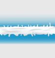 milk splash or yogurt wave seamless pattern vector image