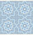 patterned floor tile moroccan pattern vector image