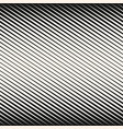 diagonal stripes seamless halftone pattern vector image