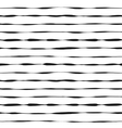 grunge seamless pattern stripes vector image