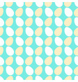 white cream egg seamless pattern vector image
