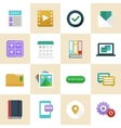 Icons for UI Design vector image vector image