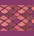 purple traditional oriental chinese clouds vector image vector image