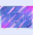 colorful background template vector image vector image