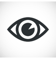 Simple Eye Icon vector image