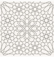 3735 ar pattern vector image vector image