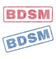 bdsm textile stamps
