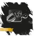 sketch - bakery bread vector image vector image