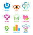 set icon vector image