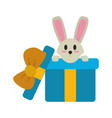 easter related icon image vector image