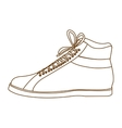 shoe icon image vector image vector image