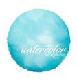 watercolor background vector image vector image