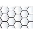 abstract black bee hive hexagon and space