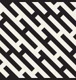 irregular tangled shapes abstract geometric vector image vector image