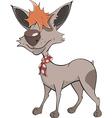 Miniature Pinscher dog cartoon vector image vector image