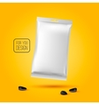 Snack pack vector image