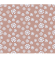 Tiny Flowers pattern vector image