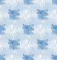seamless blue volnushki vector image vector image