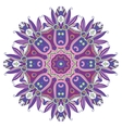 Abstract Hand-drawn Mandala 10 vector image vector image