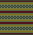 retro dark pattern with horizontal stripes vector image