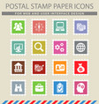 business management and human resources icon set vector image