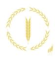 Wheat Icon vector image vector image