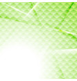 light green tech minimal abstract background vector image vector image