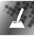 Note pad icon vector image vector image