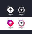 award medal icon best guarantee symbol vector image vector image