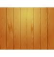 wooden boards vector image vector image
