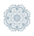 Abstract Hand-drawn Mandala-09 vector image