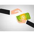 money concept design vector image vector image