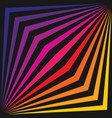 colorful geometric lines pattern diagonal lines vector image