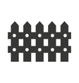 farm fence isolated icon design vector image