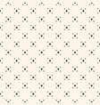 simple dotted seamless texture with tiny circles vector image vector image