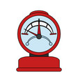 pressure gauge icon image vector image vector image