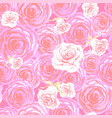 wedding holiday pattern vector image