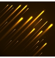 Bright abstract lights background vector image