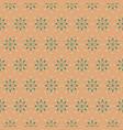 seamless man44 brown vector image vector image