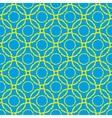 Circle geometric seamless pattern 2 vector image