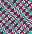 Abstract Retro Diagonal Background vector image