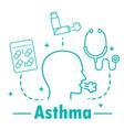 asthma disease respiratory