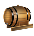Barrel of wine vector | Price: 1 Credit (USD $1)