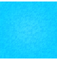 Seamless blue triangular pattern vector image