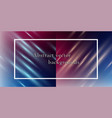 abstract backgrounds set trendy multicolored vector image vector image