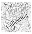 Anime Collectable Toys How to Profit From Them vector image vector image