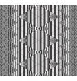 seamless fractal pattern vector image vector image