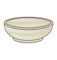 bowl icon image vector image