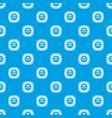 sea salvation pattern seamless blue vector image vector image